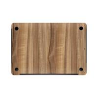 Premium Skin Protector Macbook Pro 16 Inch - 3M Classic Wood BOTTOM