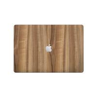 Premium Skin Protector Macbook Pro 16 Inch - 3M Classic Wood FRONT
