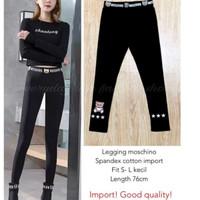 celana legging panjang wanita korea xl jumbo leging ketat import