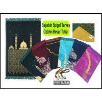 Sajadah Turkey / Turki Timbul Besar SUPER SPIEGEL AA