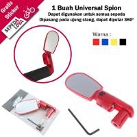Kaca Spion Sepeda Universal Stang Handlebar