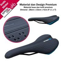 Jok Sadel Sepeda Saddle Premium Design Velo VL 1353