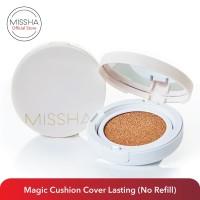 Missha Cushion Cover Lasting Single (Tanpa Refill) No.21 Light Beige thumbnail