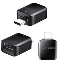 OTG Konektor Kabel USB Type C Samsung Warna Putih Original