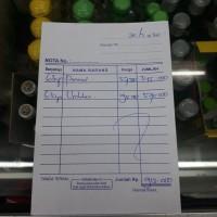 Orderan khusus via tokopedia // kak Intan