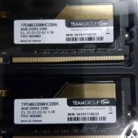 DDR4 16GB (8GBx2) Team Elite+ PC3200