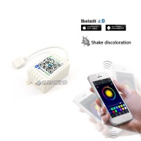 Bluetooth Android RGB LED Music Controller RGB LED Strip Mood Light