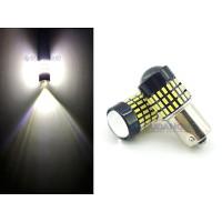 Lampu LED Mundur Bayonet 1156 3014 78 Mata + Lensa CANBUS 12V24V 8W