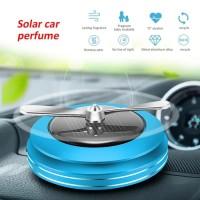Pewangi Pajangan Dashboard Mobil Aromatherapy Diffuser Solar Car Air