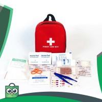 FervorFox Tas P3K First Aid Kit 16 in 1 - B33153