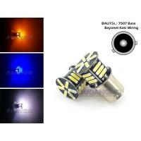 Spextrum LED Lampu Sein Sen Reting 7507 BAU15s Bayonet 7020 21 Mata