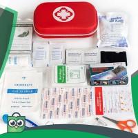FervorFox Tas P3K First Aid Kit 18 in 1 - B33158