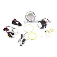 Lampu Projector Motor HID Hot Wheel Projie Nanas AE LED Vision Vahid