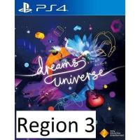 PS4 Dreams Universe