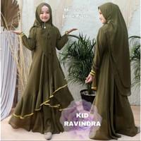 gamis anak anak baju muslim syari muslimah syariah hijab bergo khimar