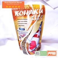 Pakai Koi PROBIOTIK KOHAKU Wheat Germ 1kg meningkatkan Warna Putih Koi