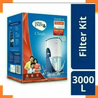 Saringan 1684 Unilever Pure it Germkill 3000 liter saringan air Dapur