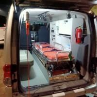 modifikasi Ambulance Suzuki apv luxio granmax evalia wuling.