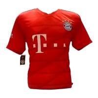 kaos jersey sevenstars tanggung munchen merah