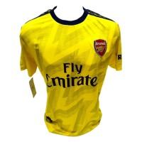 kaos jersey sevenstars tanggung arsenal kuning