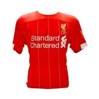 kaos jersey sevenstars dewasa liverpool merah