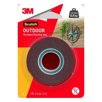 Double Tape Scotch Outdoor Permanent Mounting Tape 3M 4011 21mmx2m