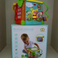 Play & Learn Activity Cube