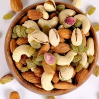 Premium Mix Nuts / Trail Mix/Kacang Mix /Almond Cashew Pistachio 1 kg