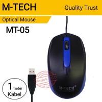 Mouse Optical USB M-Tech MT-05 Kabel