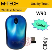 Mouse Wireless M-Tech W90 Silent