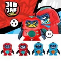 Mainan Anak Robot Jib Jab Talking Mini Bisa Bicara dan Merekam