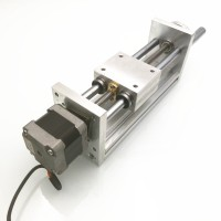 3d Printer Z Axis Slide 250mm~400mm FOR CNC ROUTER