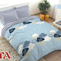 FATA BED COVER SET ATMOSPHERE 180X200 & 160X200
