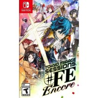 Switch Tokyo Mirage Sessions #FE Encore - Session FE Encore