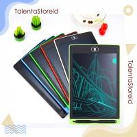 """LCD Drawing Writing Tablet 8.5"""" - Papan Tulis Gambar"""