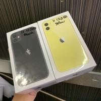 iphone 11 128gb garansi 1 tahun inter zpa
