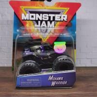 Hot Wheels monster jam Mohawk Warrior Hitam Spin Master hotwheels