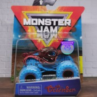 Hot Wheels monster jam Octonder Ban Biru Spin Master hotwheels