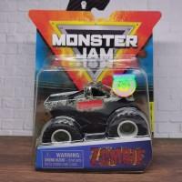 Hot Wheels monster jam Zombie Hitam Spin Master hotwheels