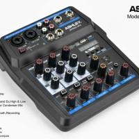 Mixer Audio Ashley Speed up 4 - Bluetooth USB MP3 Effect Delay