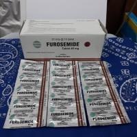 Furosemide // strip
