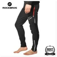 Rockbros Celana Sepeda Olahraga Celana Lari Celana Gym Premium