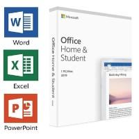 Microsoft Office Home and Student 2019 Original 1 PC Atau Mac Students