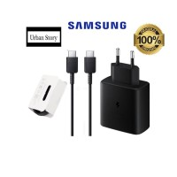 ORIGINAL CHARGER SAMSUNG A71 25W SUPER FAST CHARGING USB TYPE C TO C