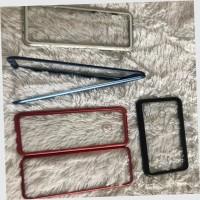 Casing Samsung Case M20 magnetic glass premium 2in1