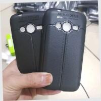 Casing Samsung Case SLIM LEATHER AUTOFOCUS G313 G316 G318 GALAXY V GAL
