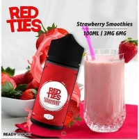 Red Ties liquid 100ml by Hero57 x JVS Flavour Strawberry Smoothi