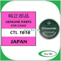 Battery Baterai Batere Panasonic CTL 1616F CTL 1616 Rechargeable