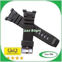 Strap Watch / Tali Jam Tangan Q&Q QNQ QQ M-143 M-124 GW-86 GW-85