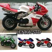 Motor Bensin Mini Lenka GP type STD